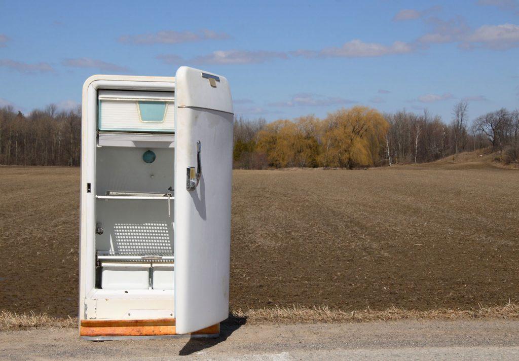 Сдать холодильник в Киеве